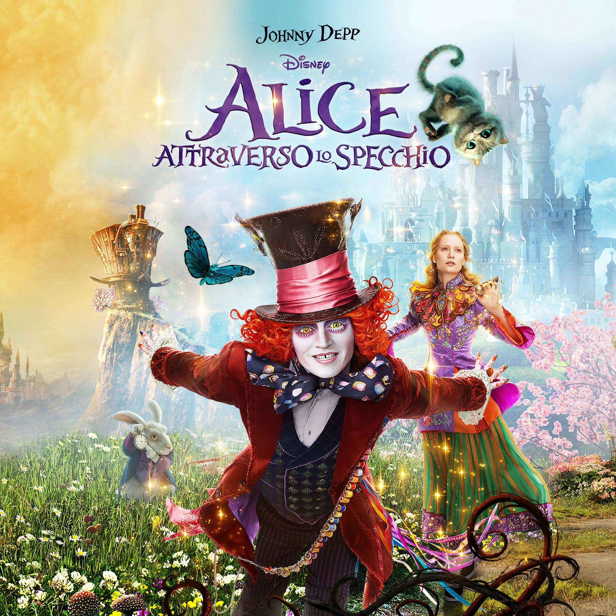 Alice attraverso lo specchio - Cast alice attraverso lo specchio ...